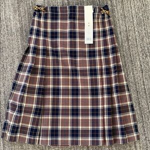 Guaranteed authentic Tory Burch skirt size 4